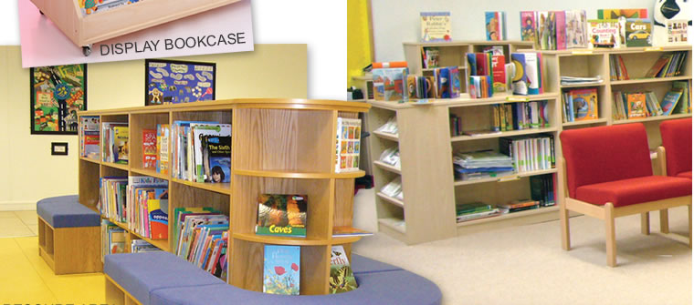 Furniture For School And College Libraries