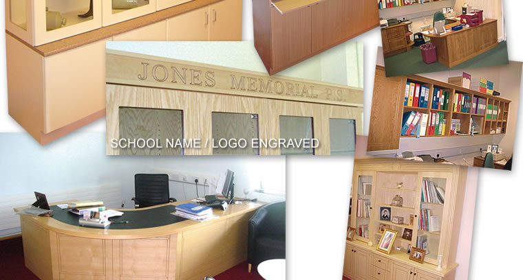 Foyer Office Address : Furniture for school office and foyer