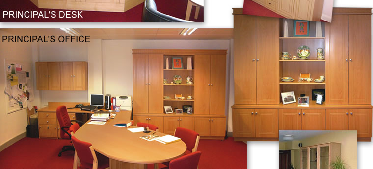 Furniture for school Office and Foyer