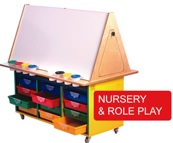 Nursery and role play furniture
