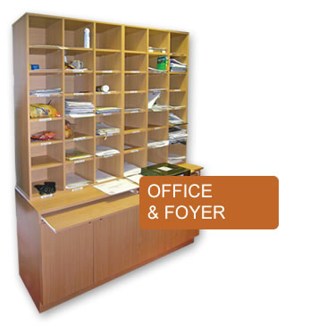 Office and Foyer furniture
